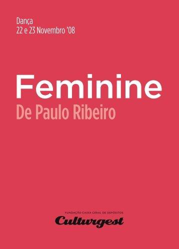 Feminine - Culturgest
