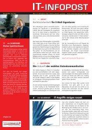Ausgabe 2/2007 - basis power group