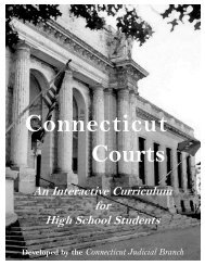An Interactive Curriculum for High School Students - Connecticut ...