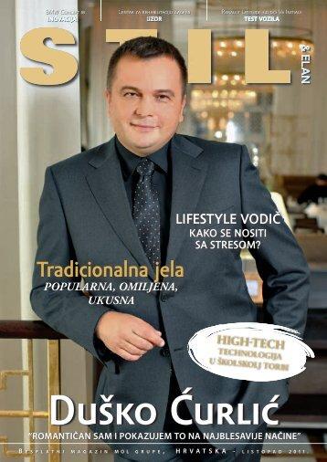 Stil & Elan magazin u pdf formatu - Ina