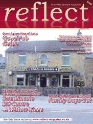 Good Pub Guide Swadlincote Ski Centre and ... - Reflect Magazine