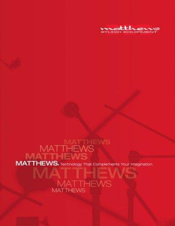 61004 Matthews Cover For PDF