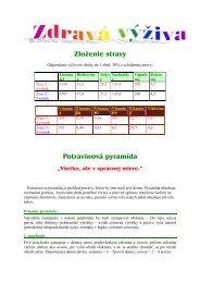 Zloženie stravy - 5zs UPLOAD