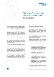 CIWI Relationship Management - Wilken GmbH