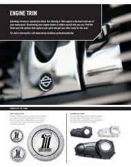 ENGINE TRIM - Harley-Davidson Onlineshop