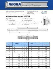 HGTS60 Französisch_a - Hegra Linear