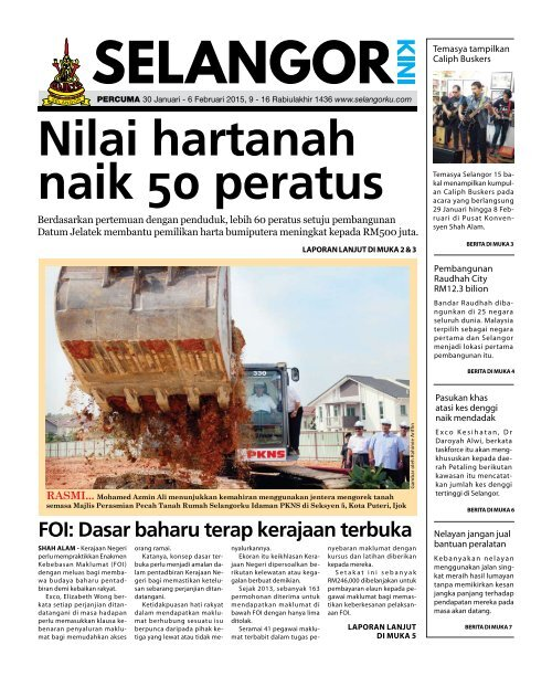 Selangorkini-Februari-1-2015