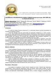 Template ALAP2012 - Associação Brasileira da Batata (ABBA)