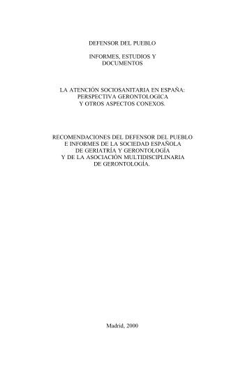 documento - Defensor del Pueblo