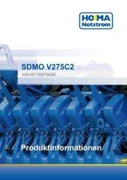 SDMO V275C2 - HO-MA-Notstrom
