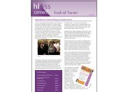June 2005 - Humanities, Languages and Social Science ...
