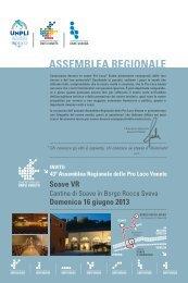 Assemblea regionale delle Pro Loco - UNPLI Veneto