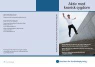 Aktiv med kronisk sygdom.pdf - Herlev Kommune