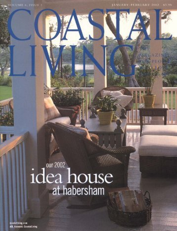 Coastal Living Magazine (Vol.6 Issue 1) - Habersham