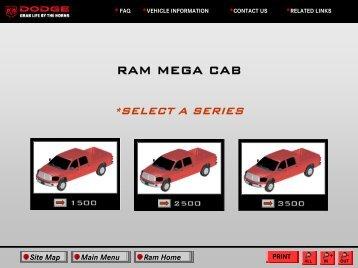 RAM MEGA CAB