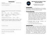 New Member's Form - the IAJRC