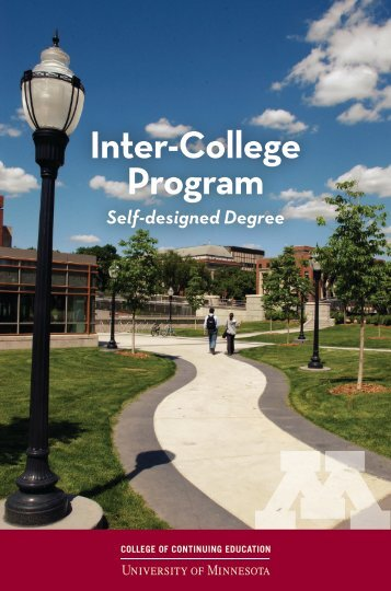 ICP general brochure - College of Continuing Education - University ...