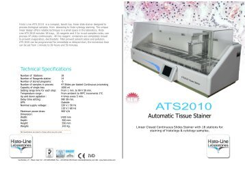 download brochure - Histo-Line Laboratories