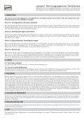 Ihre Anmeldung für die Vertragsoption mit yesss! supersmart! - Seite 2