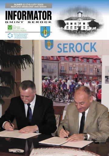 INFORMATOR nr 2(74).indd - PL - Serock