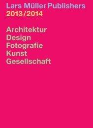 PDF – 2013/2014 - Lars Müller Publishers
