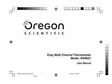 Indoor Outdoor Thermometer Weather Station Resetting