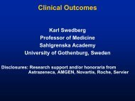 Clinical outcomes assessments to revive feasibility of trials in CV