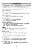 EVANGELISCHE KIRCHENGEMEINDE BERLIN-BUCH Februar 2013 - Page 4