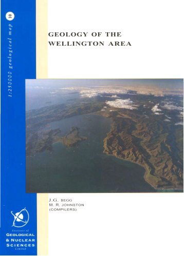 GEOLOGY OF THE WELLINGTON AREA - GNS Science