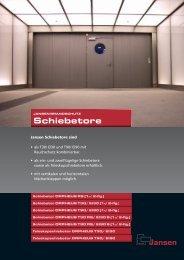 Wartung und Service - Inovator Schnellauftore GmbH