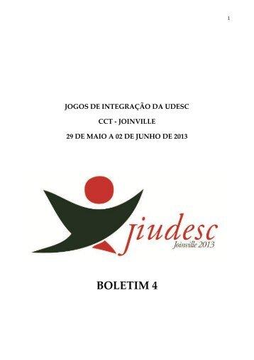 12) boletim nº 04 - Udesc