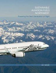 SAFN Report - Sustainable Aviation Fuels Northwest