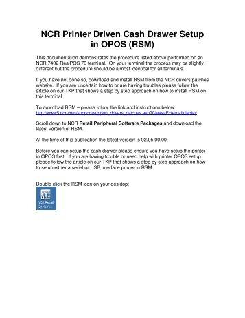 Apg cash drawer opos driver | usawow.