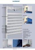 Lamellenstoren von Griesser. Metalunic Sinus® - Seite 2