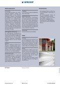Lamellenstoren von Griesser. Metalunic Sinus® - Seite 4