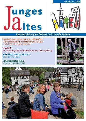 unges ltes Kostenlose Zeitung von Senioren - Hagen
