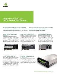 Learn More - Nvidia
