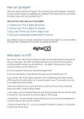 Digital Switchover Guide - Netvue - Page 3