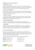 Digital Switchover Guide - Netvue - Page 4