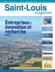 Saint-Louis magazine n° 36 en pdf