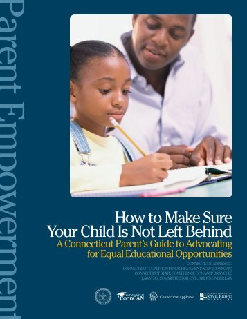 A Connecticut Parent's Guide - The Lawyers' Committee for Civil ...