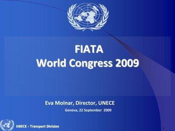 UNECE - Transport Division by Mrs Molnar - fiata