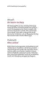 Information zu S-Verein - Stadtsparkasse Hilchenbach - Seite 3