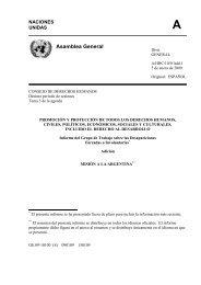 informe final - Acnudh