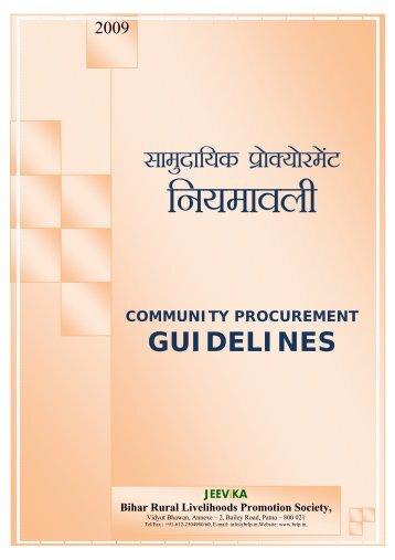 Download - Bihar Rural Livelihood Promotion Society