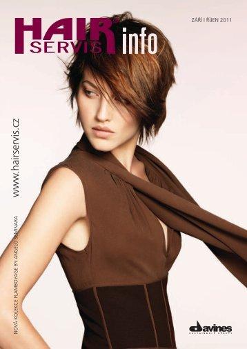 září - říjen 2011 - Hair servis