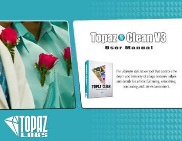 User Guide - Topaz Labs