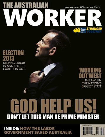 Download as PDF - The Australian Workers Union
