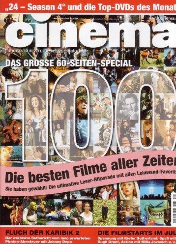 Cinema - Hajnek
