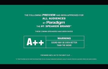 Cinema Datasheet.pdf - Paradigm